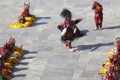 Annual-Festival-in-Bhutan