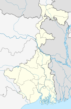 Darjeeling location
