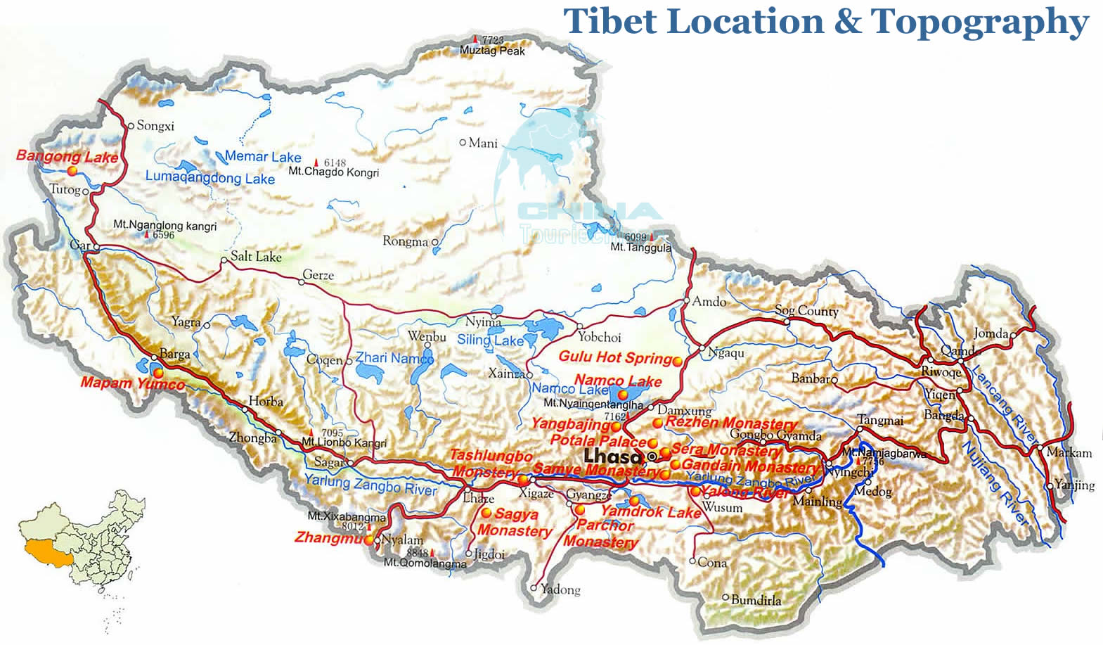 Tibet-Location-and-Topography